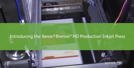 Weltneuheit von Xerox im Ink Jet Cut Sheet Bereich