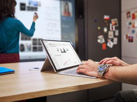 Der Arbeitsplatz von heute: Smart + Connected