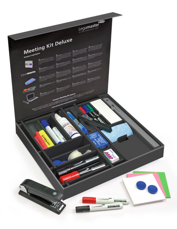 AKTION! Das Meeting Kit Deluxe von Legamaster