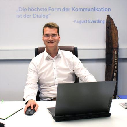 Alexander Zerr – Meine Ausbildung bei NOTHNAGEL