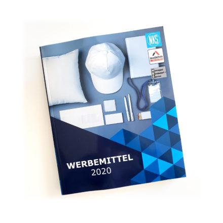 Werbemittel Katalog 2020 eingetroffen