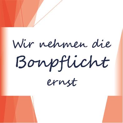 Bonpflicht in Deutschland