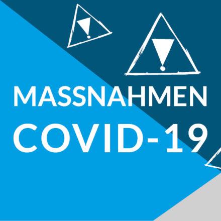 Maßnahmen Covid-19