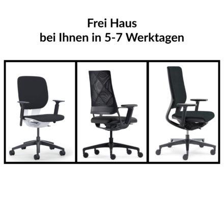 Jetzt im Schnelllieferprogramm! Frei Haus in 5-7 Werktagen bei Ihnen im (Home)Office