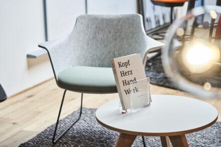 Wir suchen: Innenarchitekt (m/w/d) Büro- und Objekteinrichtung